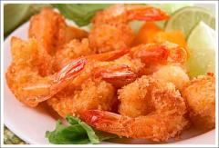 Hand Breaded Shrimp