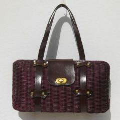 Rattan Handbag CJ 867