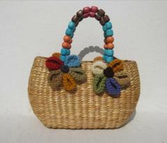 Rattan Handbag HY 3579