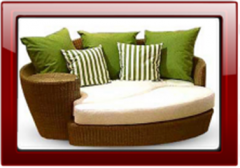 Round Daybeds  BPRD-009