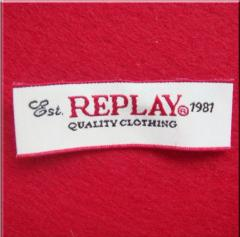 Rubber Garment Label