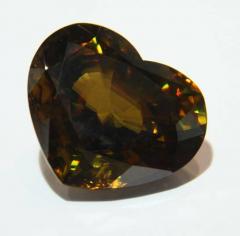 Loose Sphene stone