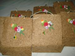 Mulberry bag which flower bouquet