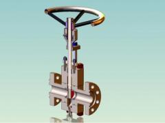 Bolted Bonnet valve Gate valves