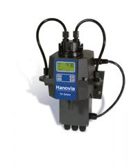 Ultrasonic concentration analyser for modern