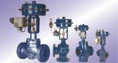 Glove control valves (Metal Housed)