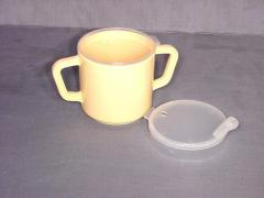 Drinking Cup With 2 Handles