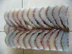 White Vannamei Shrimp from The Andaman Sea