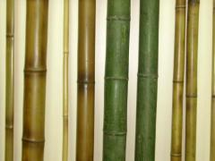 Decorative items made ​​of bamboo