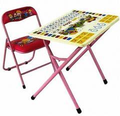 Table Kindergarten students ABC 10A0001