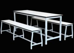 Cafeteria Table 4