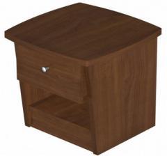 Bedside table (dark oak)