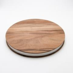 Lazy Susan Cheese board