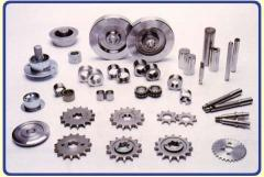 Details and components of machines and mechanisms