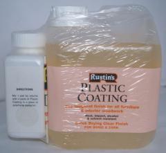 Decorative Plastic coating