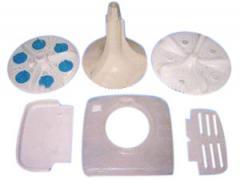 Washing machine parts plastic