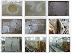 Filter Cloth and Filter Plate