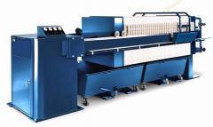 Filter Press (Sludgy  Effluent Filtering Presser)