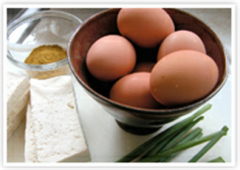 Customized Egg Powdered (Whole Egg, Egg Albumin