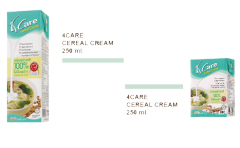 4Care cereal cream
