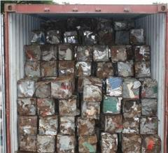 Galvanized Iron Scrap