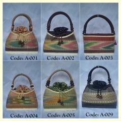 Handmade Bamboo Bags