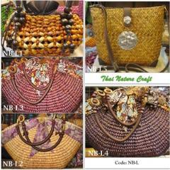 Thai Natural Handmade Bag