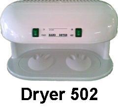 Nail Dryer 502 (hot-air blower)