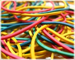 Hairy rubber