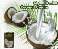 Coconut Milk / Coconut Cream