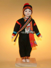 Porcelain doll boy