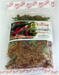 Pad Kapao ( Garlic, chili, holy basil for Stir fry