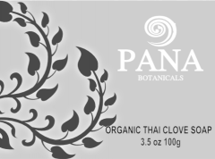 Organic thai clove soap