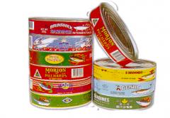 Sardines in Tomato Sauce (Oval Tin)