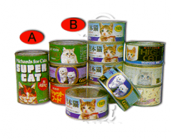 Sardines in Aspic for Cats