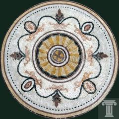 Floor Mosaic Handmade