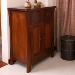 Wood Cabinet Living Room Furniture