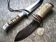 Cheese Knife handiwork