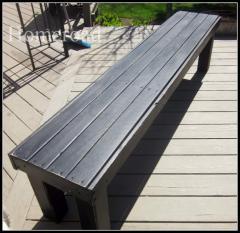 Garden  Skid Bench
