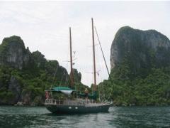 Sailboat Quin Tala