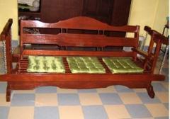 Hard wood (Takeanthong) swing chair