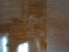 NC lacquer for wood