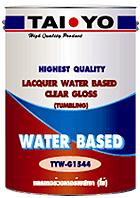 Lacquer Water Based Sanding Sealer