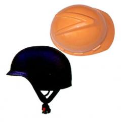 Plastic helmet premium