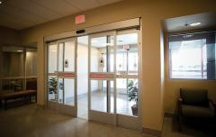 Automatic Slide Door