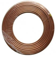 Pancake type copper 50' Installation Sparepart