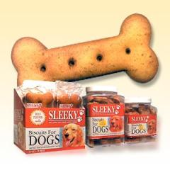 Sleeky Dog Biscuits