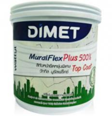 Muralflex Plus 500% Elastomeric Wall Coating