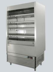 Open refrigerated showcase URCD