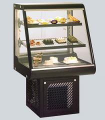 Drop-in counter top display CCT